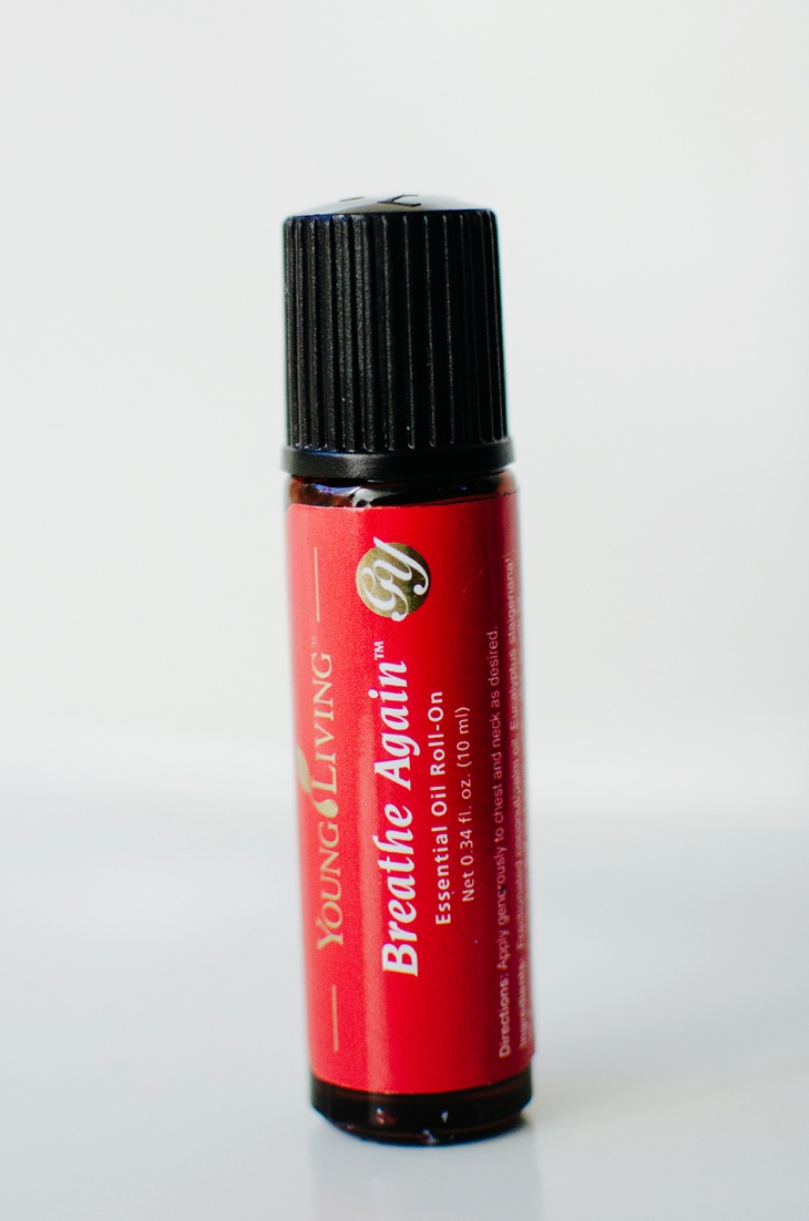Breathe Again Roll-On Young Living Essential Oil http://bit.ly/MollyYLEO