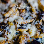 RECIPE | Baked Cajun Rutabaga Cheese Fries