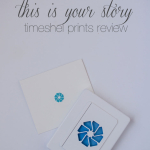 Printing Your Story + Link-Up