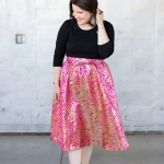 The Party Skirt & Link-Up