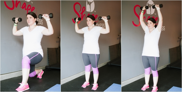 Pregnancy and Prenatal Fitness   15 Minute Low Impact Workout (7)