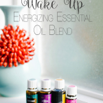 DIY Wake Up & Energizing Essential Oil Blend