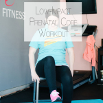 At-Home Prenatal Core Workout | Fitness Friday