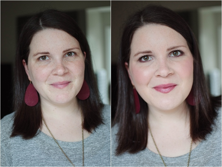 Simple Holiday Plum-Inspired Makeup Tutorial with NEUTROGENA Cosmetics (9)