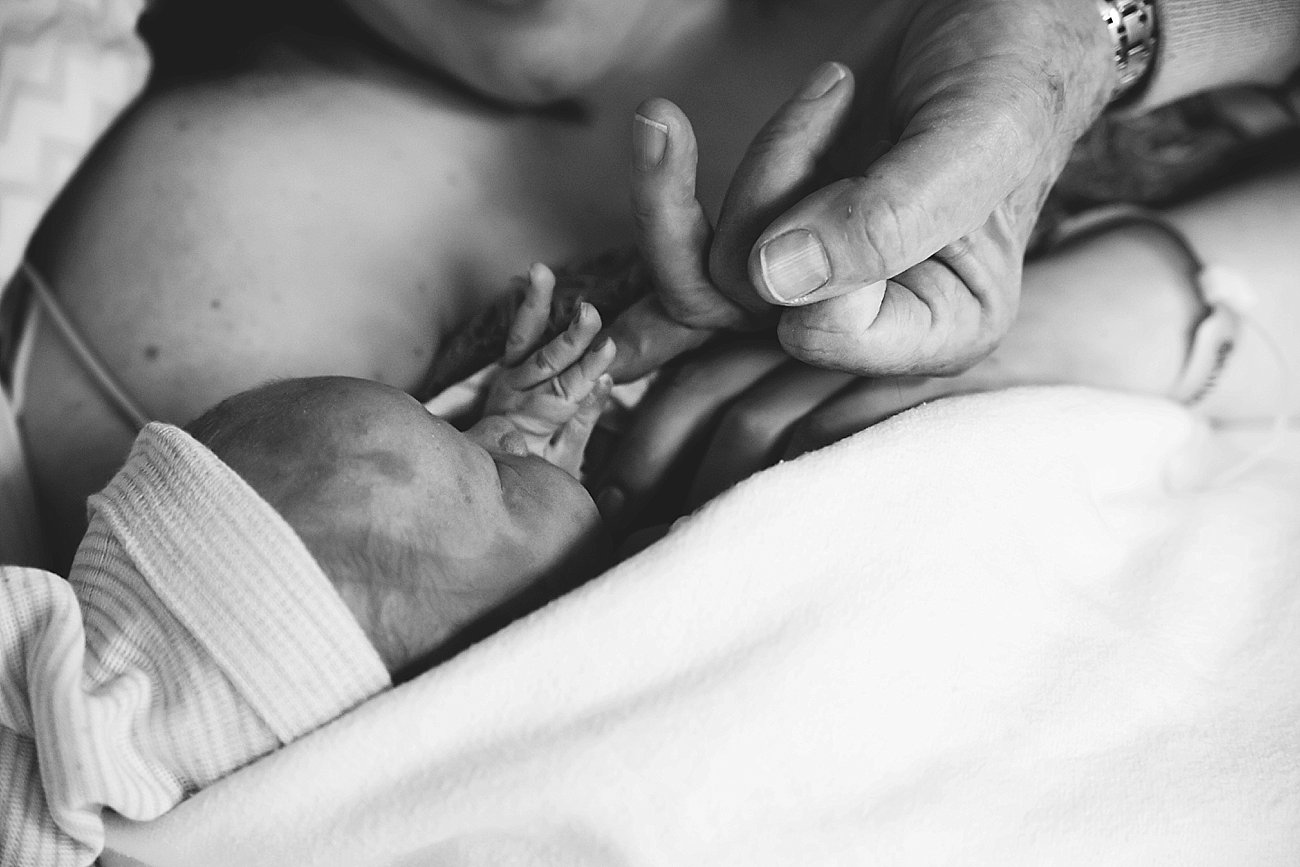 Family Centered Cesarean C-Section Birth Story | (C) 2015 Rebecca Keller Photography (53)