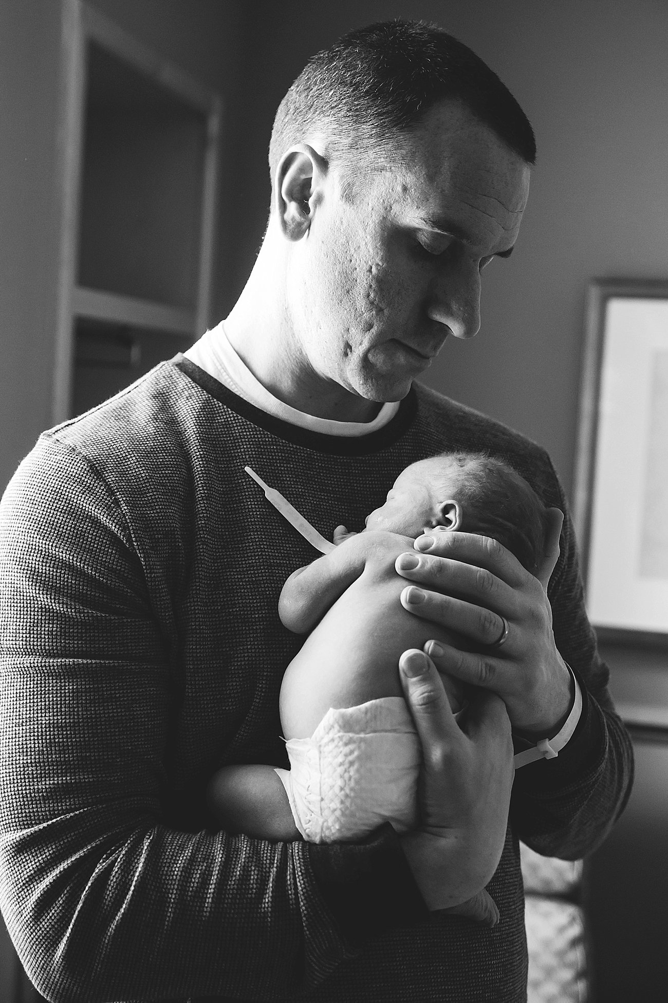 Family Centered Cesarean C-Section Birth Story | (C) 2015 Rebecca Keller Photography (66)
