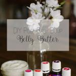 DIY Post Baby-Bump Belly Butter