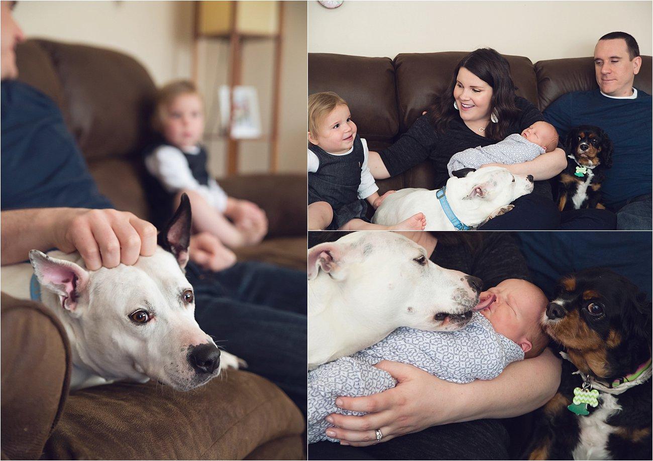 Amos's Newborn and Family Photos | Raleigh / Durham Newborn and Family Photography | (C) 2016 Rebecca Keller Photography (57)