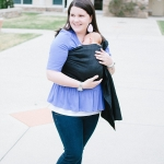 Wear All The Babies! | Sakura Bloom Ring Sling Review & Giveaway
