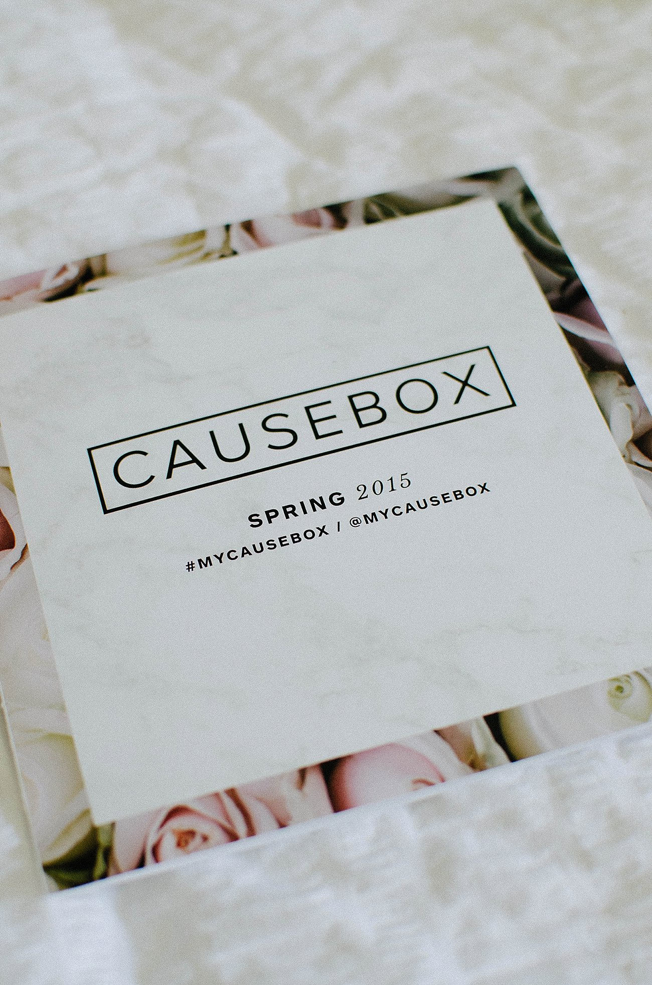 Spring / March 2016 Causebox Review (2)