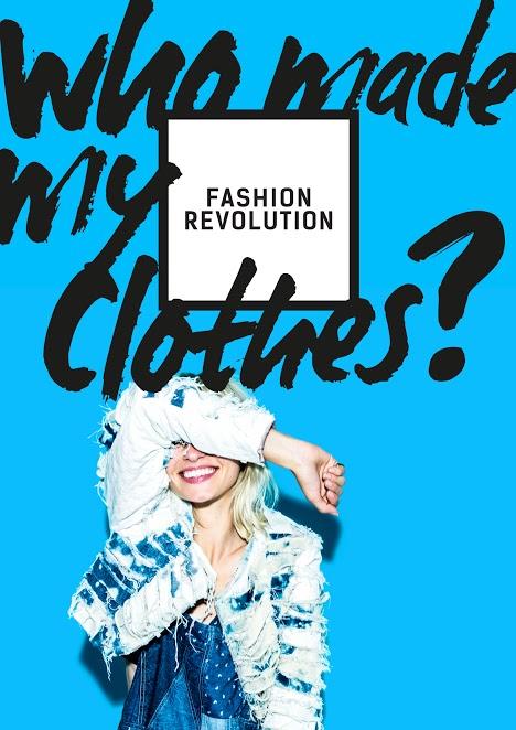 Fashion Revolution 2016 #WhoMadeMyClothes?