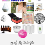 20 of My Favorite Essential Oil Supplies and Accessories