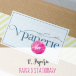 The Subscription Box for All You Paper & Stationary Lovers | V. Paperie Review