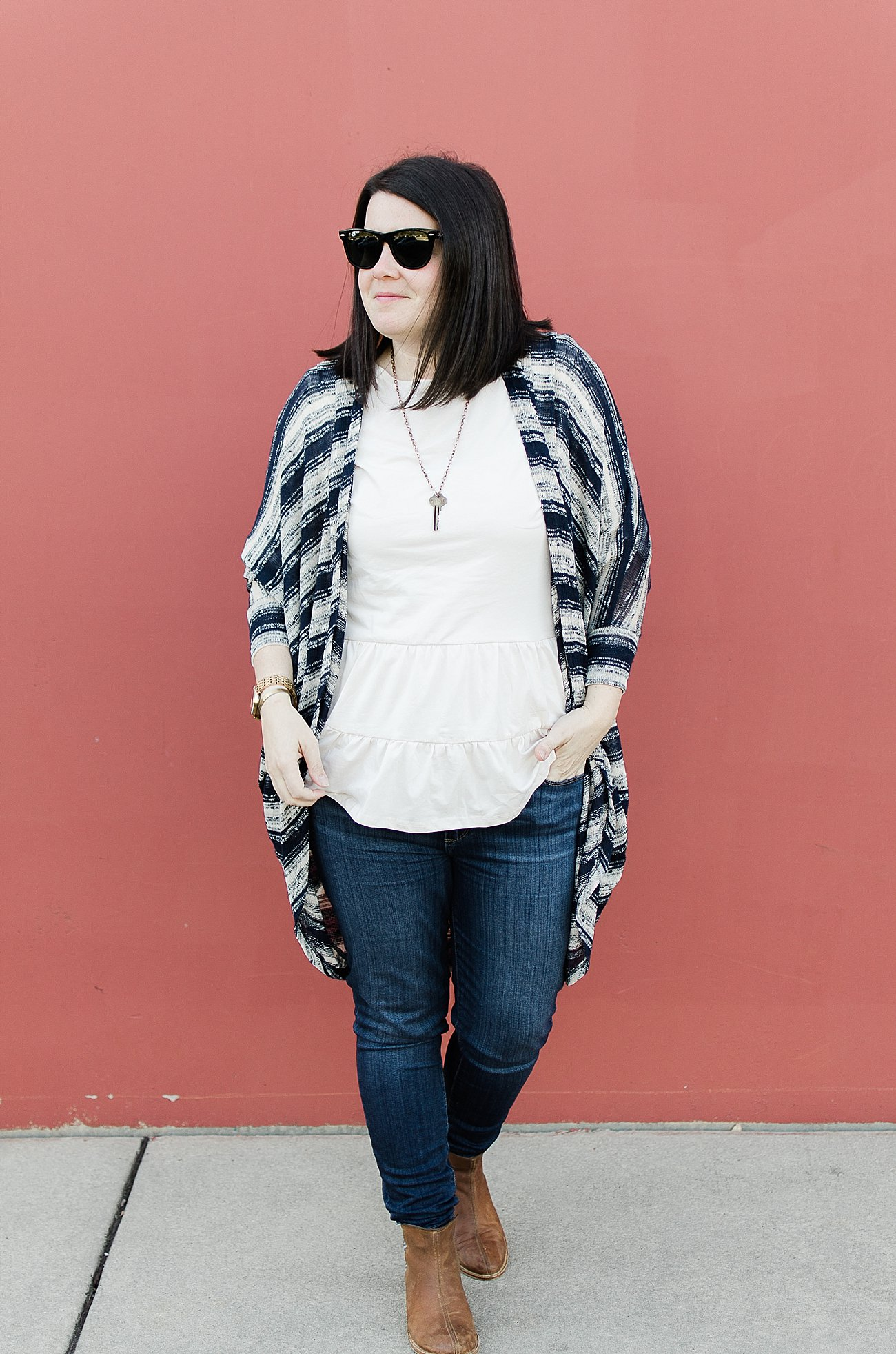 The Giving Keys, The Flourish Market, Elegantees, Paige Denim, The Root Collective booties | Ethical Fashion, fall style (2)