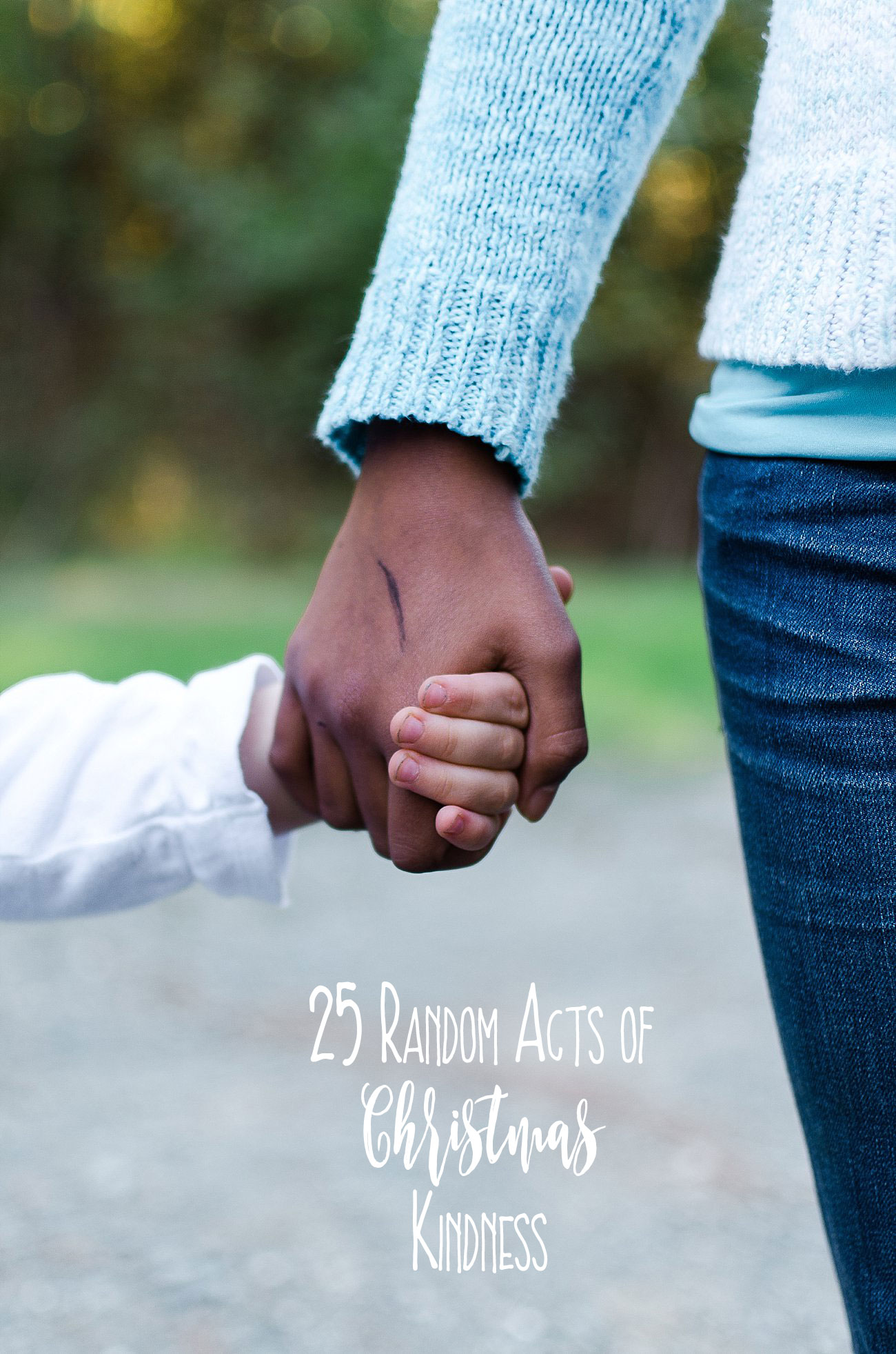 The 2nd Annual 25 Acts of Random Christmas Kindness 2016 - #triKind25