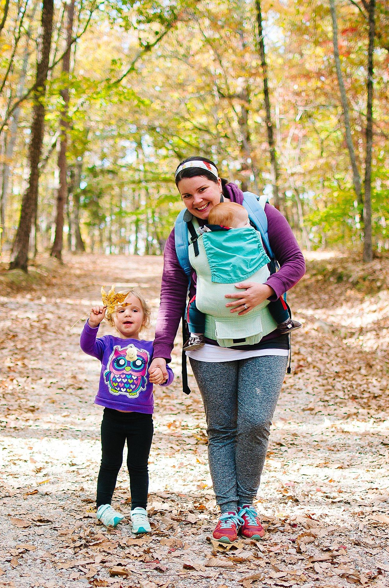 GoHikeNC Occoneechee Mountain Hillsborough Easy, Moderate, Difficult Family Hike (10)