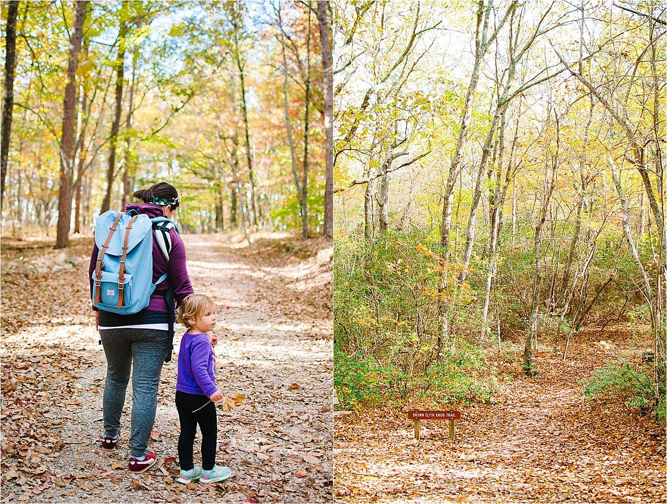GoHikeNC Occoneechee Mountain Hillsborough Easy, Moderate, Difficult Family Hike (12)