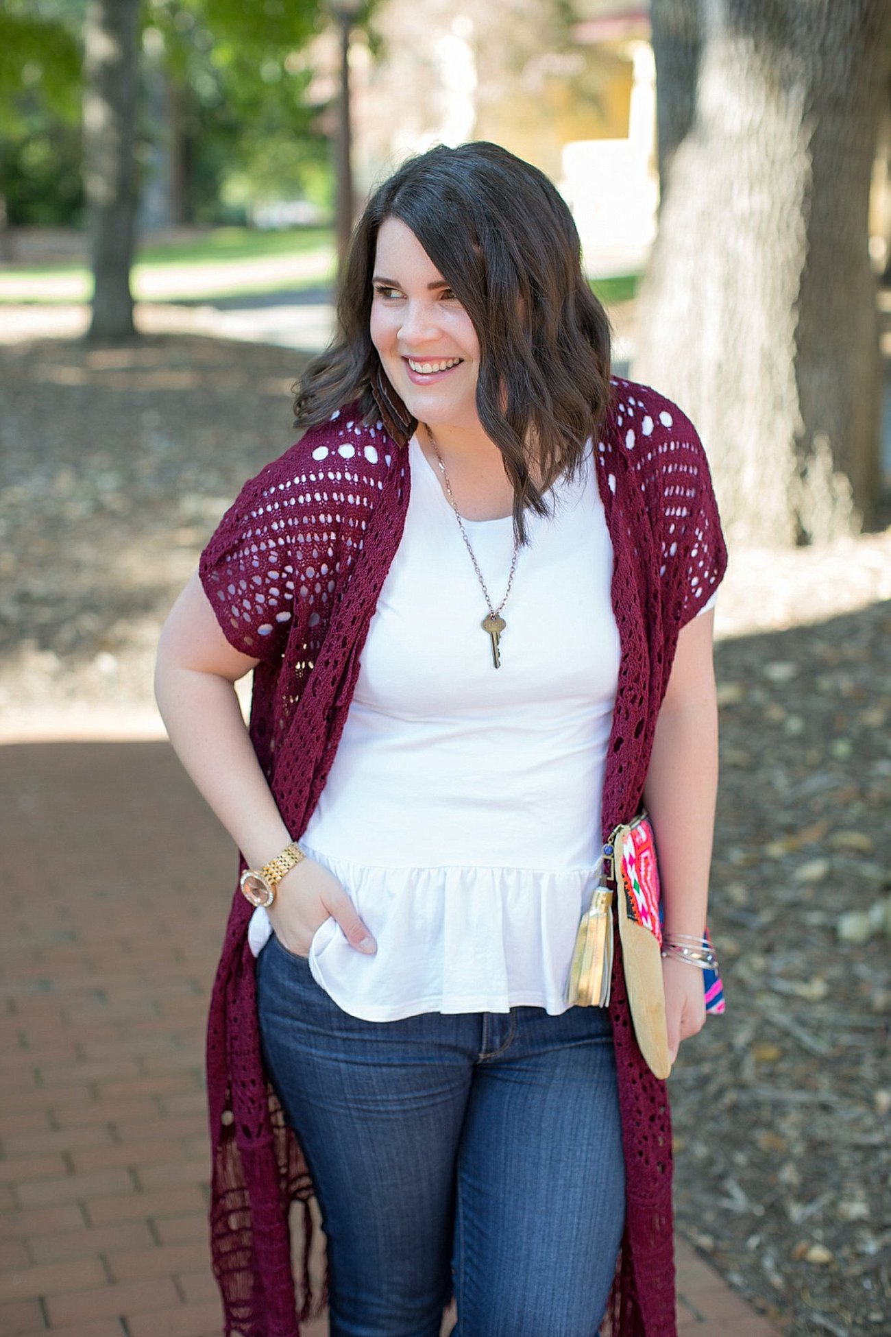 The Flourish Market Grace & Lace crochet duster, The Root Collective Espe booties (11)