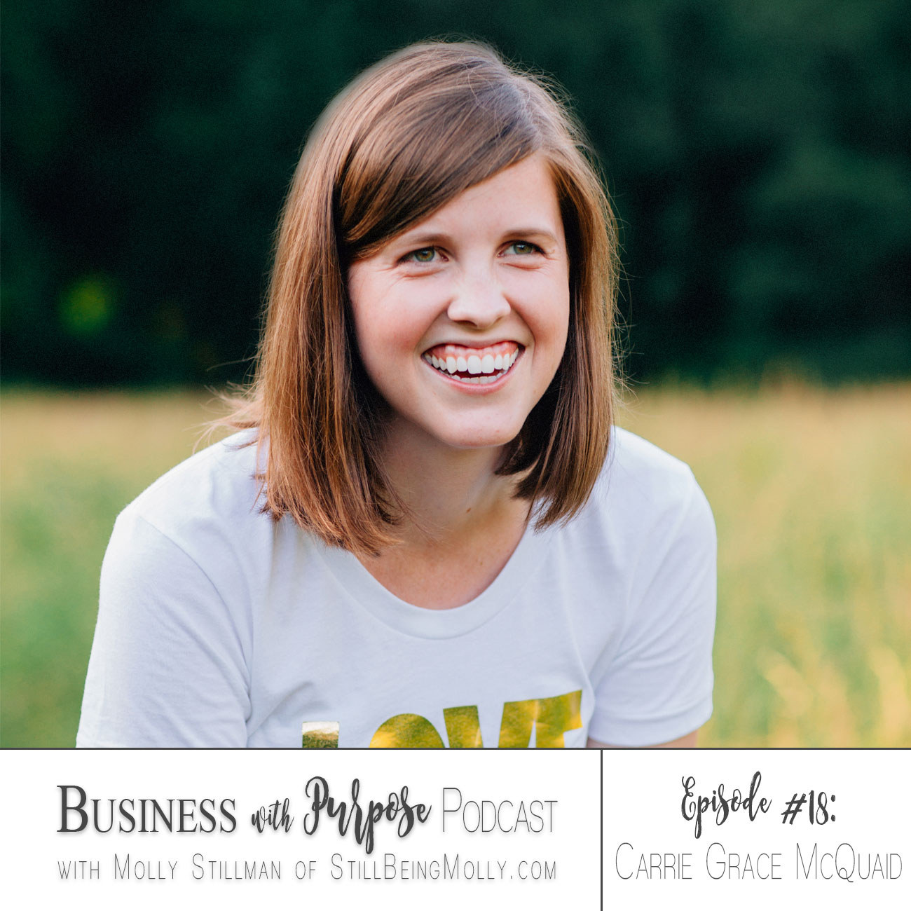 EP 18: Carrie Grace McQuaid - The Kindness Box