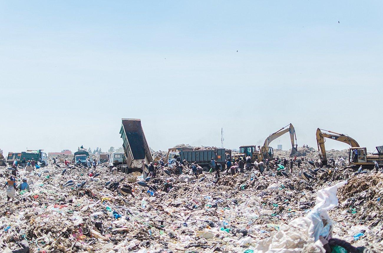 Nairobi, Kenya landfill - January 2017 (6)