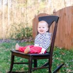 I Get Sentimental About Baby Clothes (& Link-Up)