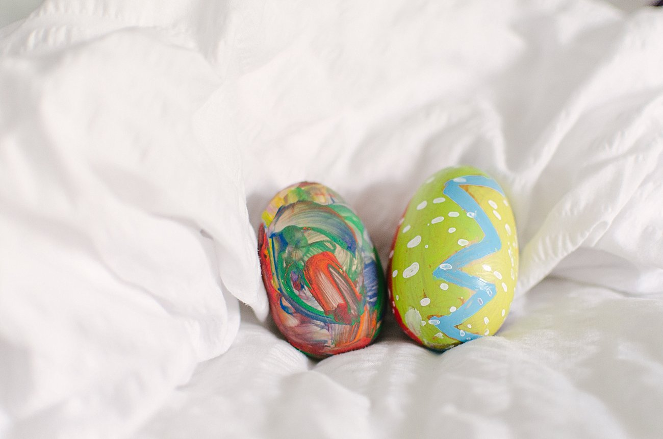 Bought Beautifully - Holy Land Designs Handmade Wooden Easter Eggs - DIY Painted Easter Eggs - DIY Projects with Lilly (10)