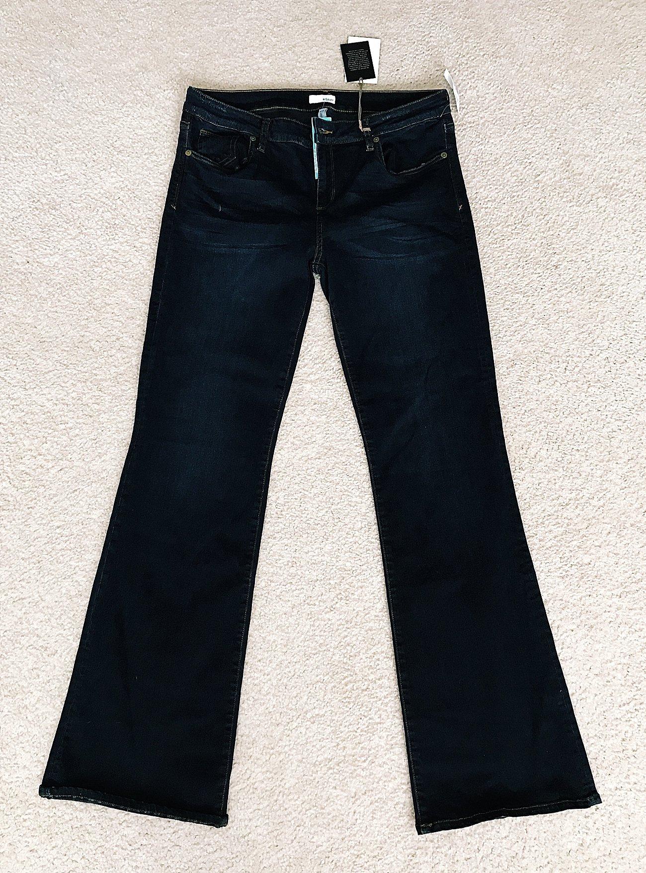"""Edyson """"Mayfare Bootcut Jean"""" - Size 14 - $58"""