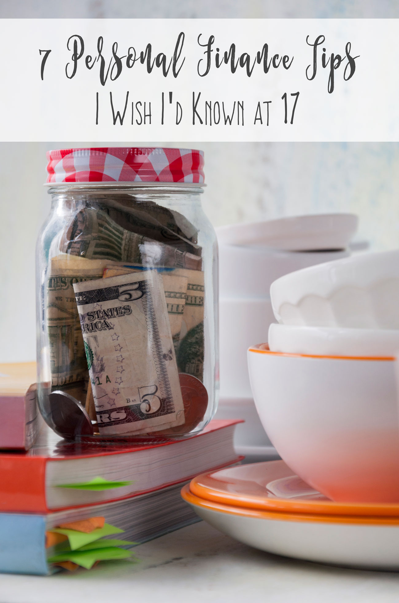7 Personal Finance Tips I Wish I'd Known at 17 - Molly's Money Reader Question by lifestyle blogger Still Being Molly