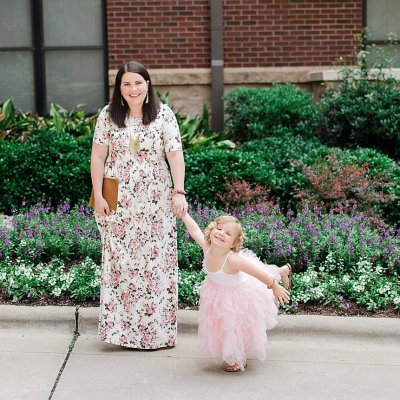 Ethical Fashion: Mommy & Me Wedding Guest Outfit Idea (and a giveaway!)