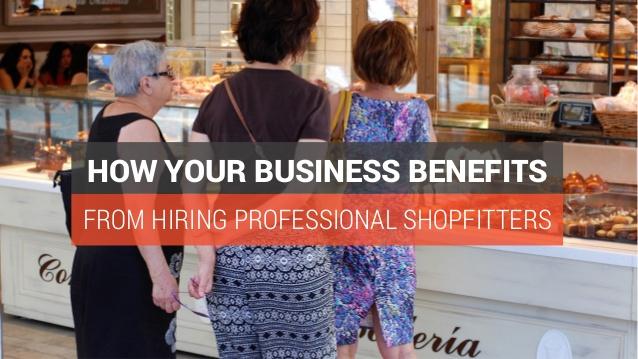 professional shopfitters