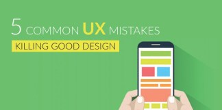 ux mistakes in magento