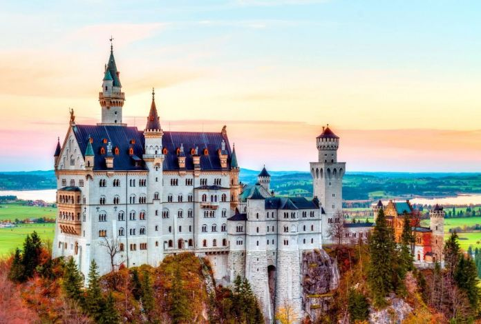 Most Beautiful Castles In USA