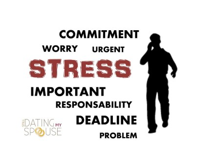 Managing Stress, coping stress, stress in marriage