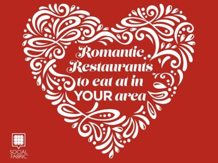 SoFab Romantic Resturants