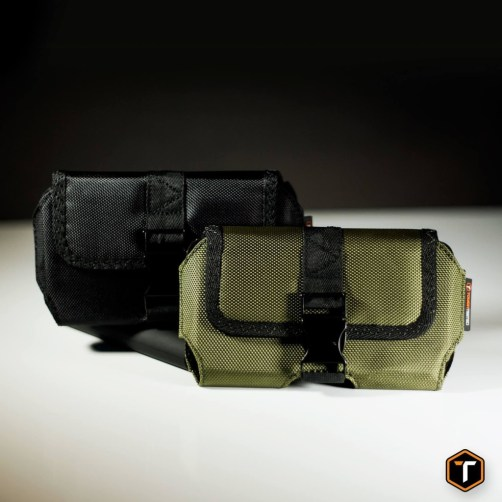 Tough Tested rugged pouch, Great American Truck Show