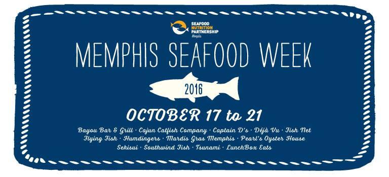 Memphis Seafood Week 2016