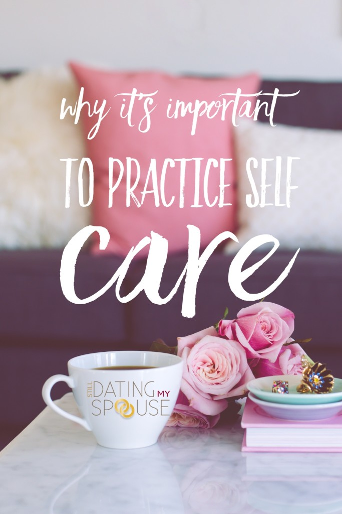 Why it's important to practice self care