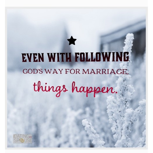 Marriage as God designed