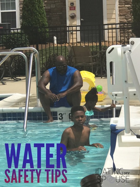 Keep your kids safe in the water this summer