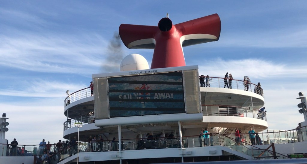 5 Tips for a stressfree cruise embarkation day