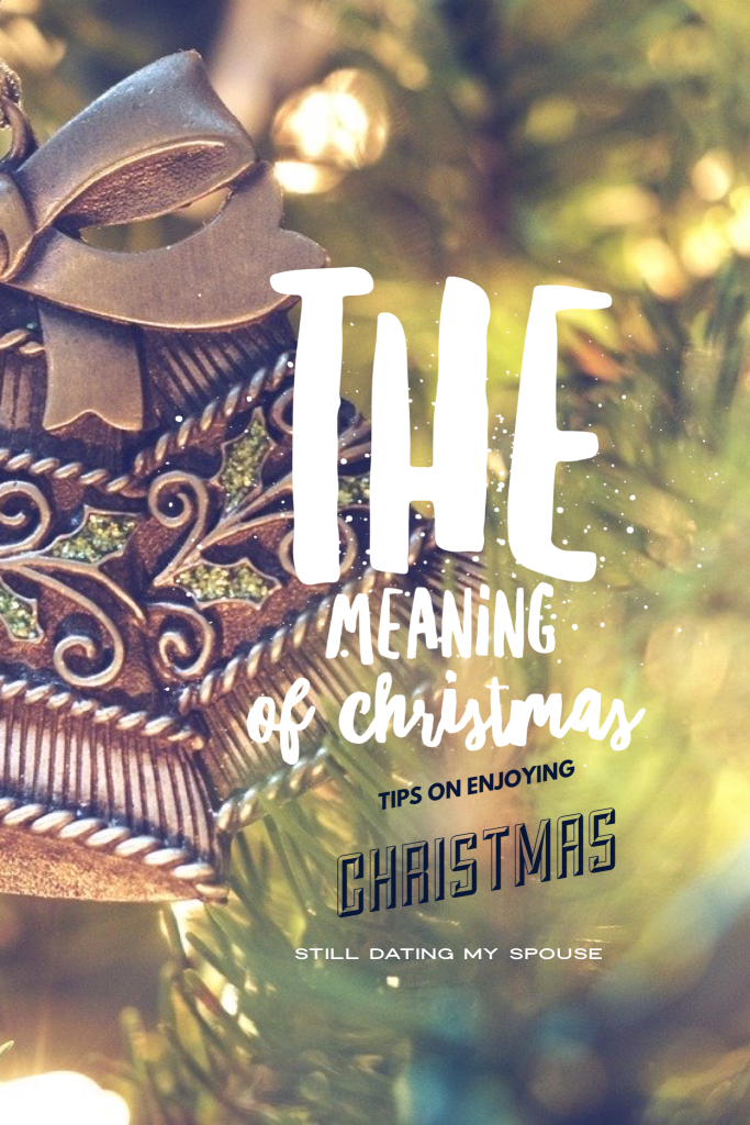 Finding the true meaning of Christmas