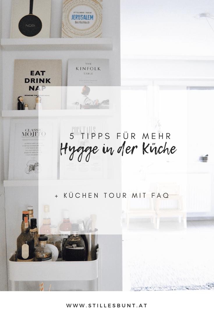 5 Tipps für mehr hygge in der Küche