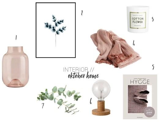 autumn, home, decor, interior