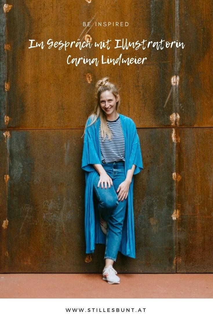 Carina Lindmeier im Gespräch