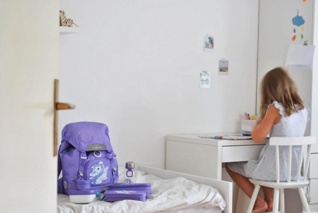 Beckmann Schulrucksack Kinderzimmer