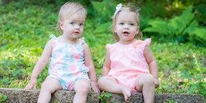 Zwillinge stillen – am Anfang nicht so einfach