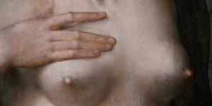 So entleerst Du die Brüste mit der Hand