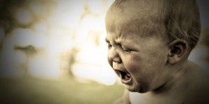 Brief eines Babys, das schlafen lernen musste