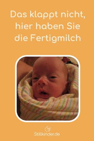 Ein Frühgeborenes
