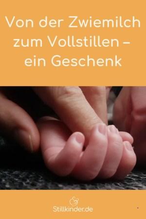 Große Hand und Babyhand